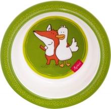Sigikid Melamine childrens bowl Forest Fox