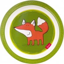 Sigikid Melamine childrens plate Forest Fox