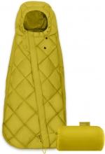 Cybex Snøgga Mini Footmuff Mustard Yellow