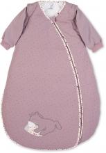 Sterntaler Sleeping bag with arms Pauline 90cm