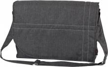 Hartan changing bag City Bag  400 grey hearts