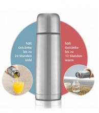 REER Stainless steel thermal flask Pure 700 ml
