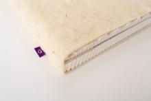 Träumeland Baby mattress Swiss pine 70 x 140 cm