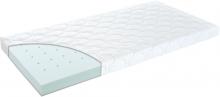 Träumeland Baby mattress Rainbow 60 x 120 cm