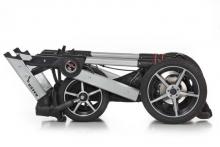 Hartan Racer GTS 2021 418 saltn pepper  - frame black