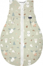 Alvi Kugelschlafsack Thermo Baby Forest 80cm