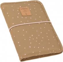Lässig Casual Changing Pouch Dots curry