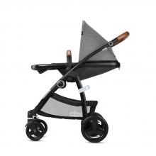 CBX pram with stroller set Leotie Lux comfy grey