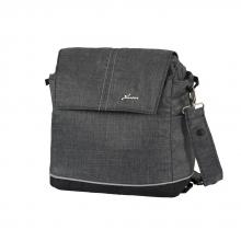 Hartan changing back pack Flexi Bag  400 grey hearts