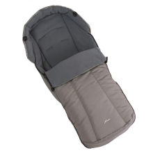 Hartan GTX winterfootmuff - for all GTX models  408 taupe tweety