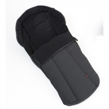 Hartan GTX winterfootmuff - for all GTX models  S.Oliver 431 classy stripe