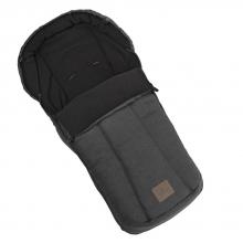 Hartan GTX winterfootmuff - for all GTX models  Belly Button 438 ape grey