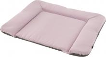 Träumeland Changing pad Dots pink 75 x 85 cm