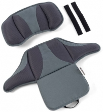 Croozer Toddler Seat support graphite blue