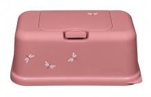 Funkybox Feuchttücherbox pink Libelle
