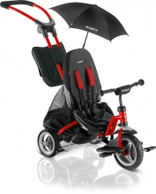 Puky CAT S6 Ceety Premium tricycle red 2417