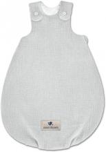 Zöllner Jersey Sleeping Bag Koon Terra grey 62/68