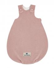 Zöllner Jersey Sleeping Bag Koon Terra dusty rose 50/56