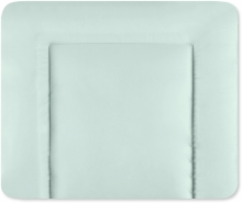 Zöllner Changing mat Softy uni aqua mint 75x75 cm