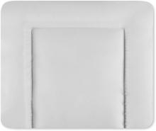 Zöllner Changing mat Softy uni light grey 65x75 cm