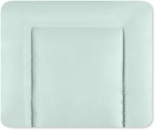 Zöllner Changing mat Softy uni aqua mint 65x75 cm