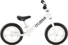 BBF Bikes Balance Bike Cruzee 12 white