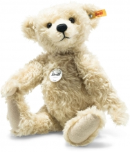 Steiff Teddy bear Luca 35cm Mohair antique blond - Collectors Item