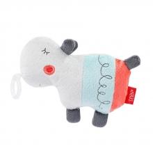 Fehn 059342 Pacifier toy Hippo