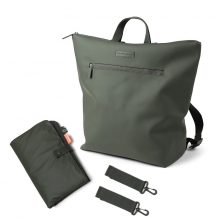 Done by Deer changing backpack dark green