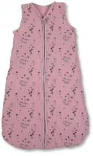 Sterntaler Muslin fabric Sleeping bag Pauline 70cm