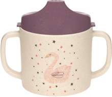 Lässig Sippy Cup PP/Cellulose Little Water Swan