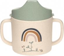 Lässig Sippy Cup PP/Cellulose Garden Explorer