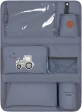 Lässig Car Wrap-To-Go Organiser Adventure tractor