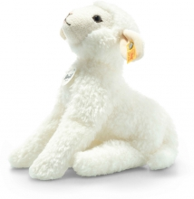 Steiff 103544 Lamb Hanni 25cm creme