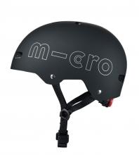 Micro AC2096BX Helmet black size M (54-58cm)