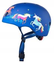 Micro AC2103BX Helmet size M (52-56cm) Unicorn