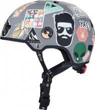 Micro AC2120BX Helmet size M (52-56cm) Sticker