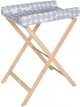 Geuther Foldable changing shelf Trixi natural Design 13 Circle