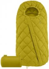 Cybex Snøgga Footmuff Mustard Yellow