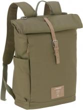 Lässig Green Label Rolltop changing bag olive