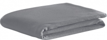 Odenwälder Fitted bed sheet jersey stone 40x90cm