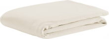 Odenwälder Fitted bed sheet jersey iced coffee 70x140