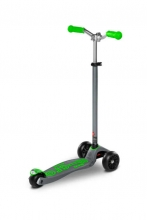 Micro maxi scooter MMD089 deluxe pro green