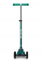 Micro MMD122 maxi Kickboard deluxe ECO sea green