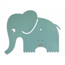 Roommate Lampe Elefant pastellblau