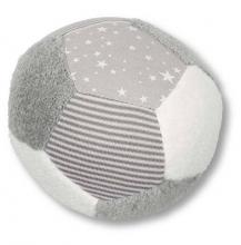 Sterntaler Ball grey/white