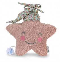 Sterntaler Musical toy Large Star light pink