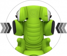Kiddy Cruiserfix 3 Cactus Green 15-36kg Group 2/3