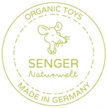 Senger Cuddly toy Goose large grey
