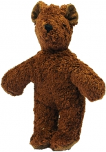 Senger Cuddly toy baby Bear brown